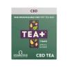 Vitabiotics CBD TEA+ rooibos, alma és baobab 14 gr