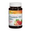 Vitaking D3-vitamin 2000NE epres ízű rágótabletta - 90 db
