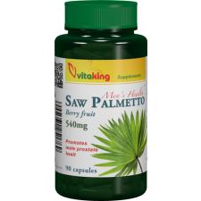 VitaKing Fűrészpálma 540 mg - Vitaking- gyógyhatású készítmény