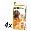 VitalBite Száraz kutyatáp kecskével, 4 x 1,5 kg