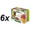 VitalBite Tasakos Kutyaeledel Csomag 4x(Csirke 6x85g, Marha 6x85g)