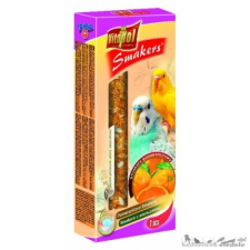 Vitapol rúd 2db hullámos narancs madáreledel