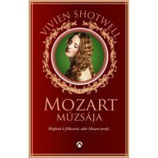 Vivien Shotwell Mozart múzsája ajándékkönyv