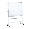 Vízszintesen átfordítható tábla, kétoldalas zománcozott felület, 180 x 120 cm