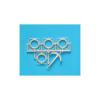Vladyka Tartozék szett 6 - Hajó horgony, mentő gyűrűkkel