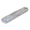 Vled Falon kívüli led fénycső armatúra IP65 védettséggel 2db 60cm T8 LED fénycsővel Meleg Fehér