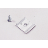 Vled Surface14 alu profil rögzítő, csavarral