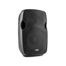 """Vonyx Vonyx AP1000, fekete, hi-end 10"""" passzív hangfal, 400 W, 35 mm-es állványkarima hangfal"""