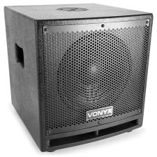 """Vonyx VX1000BT 2.2-es aktív hangfal készlet, 1000 W, 10""""-es mélynyomó, BT, USB, SD, MIC, AUX hangfal"""
