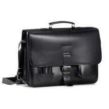 VOOC három az egyben táska bőrből P43 fekete kézitáska és bőrönd