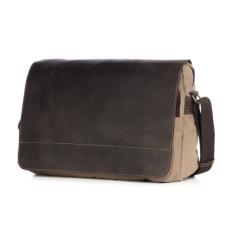 VOOC női táska bőrből EC2 bézs