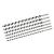 Vorel Fafúró készlet 6 részes 460mm 10-20 VOREL - 22466