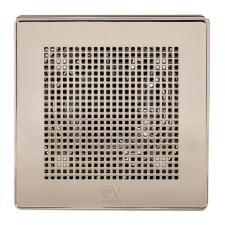 """Vortice ME 100/4"""" LL Punto Evo PRÉMIUM arany színű fürdőszoba, wc ventilátor, alap típus, IP45 hűtés, fűtés szerelvény"""