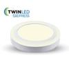VTAC LED panel TwinLED - kör (15 Watt) meleg fehér