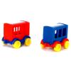 Wader Kid Cars személyszállító vonatkocsi fiús színekben