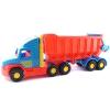 Wader Wader: Szuper dömper kamion - kék vezetőfülkével