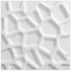 WallArt 12 db 3D falpanel Gaps-dizájnnal GA-WA01