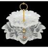 Walther Glass 16261 Weich. emeletes kínálótál