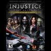 Warner Bros. Interactive Entertainment Injustice: Gods Among Us Ultimate Edition (PC - Digitális termékkulcs)