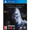 Warner Bros. Interactive Entertainment Middle-Earth Shadow of Mordor Game of the Year Edition (GOTY) (PS4) (PlayStation 4)