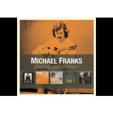 Warner Brothers Michael Franks - Original Album Series (Cd) fényképalbum