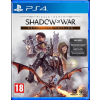 Warner Brothers WB Games Middle-Earth: Shadow of War Definitive Edition PS4 játékszoftver