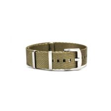 WB Original prémium Nato óraszíj, khaki zöld, 18mm óraszíj