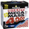 Weider Nutrition Weider Giant Mega Mass 4000 7 kg