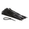 Weidmüller 1697940000 365x7,8mm fekete kábelkötegelő 100db/csomag