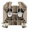 Weidmuller Ipari sorozatkapocs WDU 16mm2 Sötét bézs 1020400000  - Weidmuller