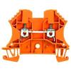 Weidmuller Ipari sorozatkapocs WDU 2.5mm2 Narancs 1020060000  - Weidmuller