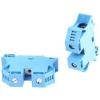 Weidmuller Ipari sorozatkapocs WDU 50mm2 Kék 1422440000  - Weidmuller