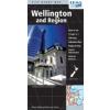 Wellington és környéke térkép - Hema