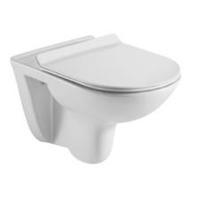 Wellis Wellis Bella fali rimless WC fürdőszoba kiegészítő