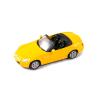 Welly Honda S2000 sárga kisautó, 1:60-64