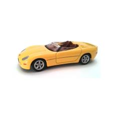 Welly Jaguar XK180 kisautó, 1:60-64 autópálya és játékautó