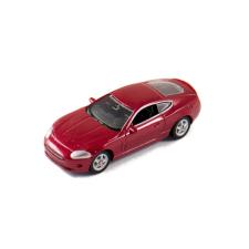Welly Jaguar XK Coupe bordó kisautó, 1:60-64 autópálya és játékautó