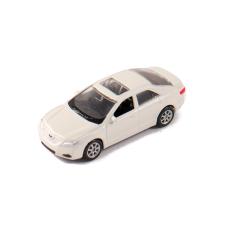 Welly Toyota Camry fehér kisautó, 1:60-64 autópálya és játékautó