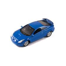 Welly Toyota Celica 2002 kék kisautó, 1:60-64 autópálya és játékautó