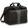 """Wenger LEGACY dupla táska 16"""" notebookra, fekete/szürke (600648)"""