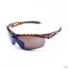 Wenger X-Kross Sportkeret Sport szemüvegkeret Comfort szemüvegkeret OFL1010.03 Compfort női Havanna