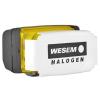 WESEM Ködlámpa Wesem 083.31 szögletes+takaró szúró sárga