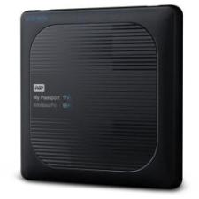 Western Digital My Passport Wireless Pro 1TB USB 3.0 WDBVPL0010BBK-EESN merevlemez