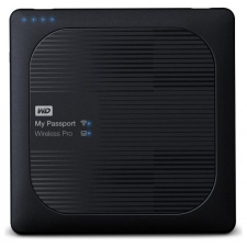 Western Digital My Passport Wireless Pro 2TB USB 3.0 WDBP2P0020BBK merevlemez