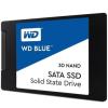 Western Digital WD Blue SSD 2.5 250GB SATA/600, 550/525 MB/s, 7mm, 3D NAND