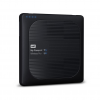 Western Digital WD külső HDD My Passport Wireless Pro 2.5 3TB WiFi fekete