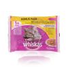 Whiskas alutasakos eledel szárnyas válogatás aszpikban 24 x 100 g