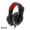 WHITE SHARK ghs-1641 panther fekete headset