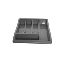 WHITEFURZE Evőeszköz tartó, , ezüst tányér és evőeszköz