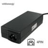 Whitenergy 18.5V/4.5A 85W hálózati tápegység négylábú Compaq csatlakozóval